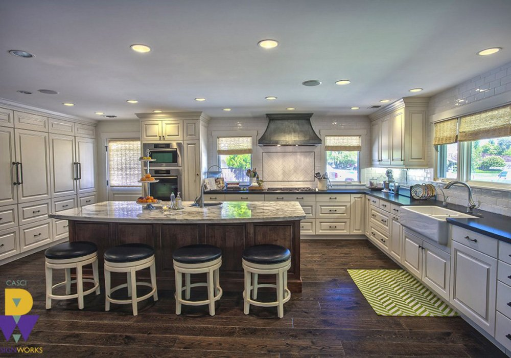 Deary Kitchen Design by Casci DesignWorks