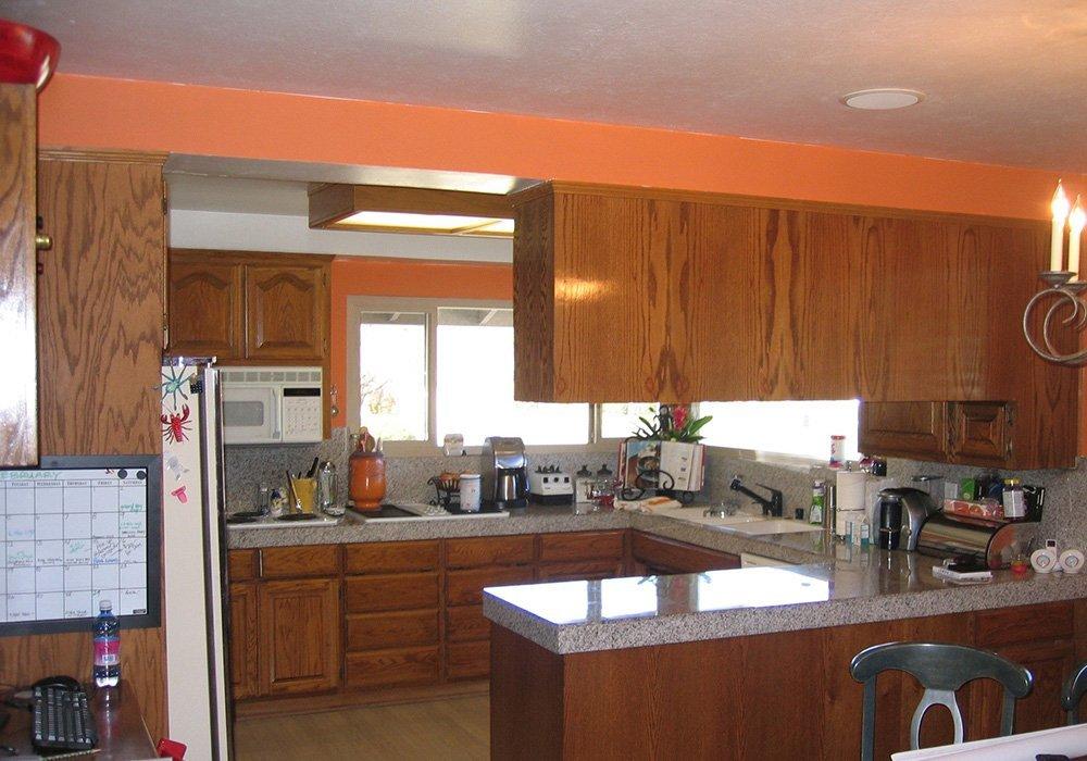Deery Kitchen Design Before