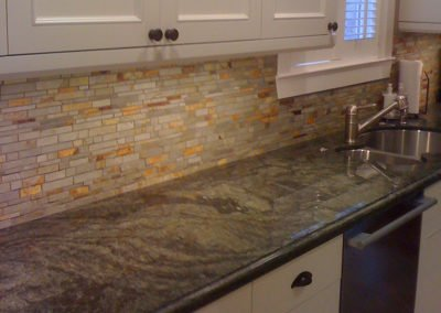 Gray Kitchen Sink Finish