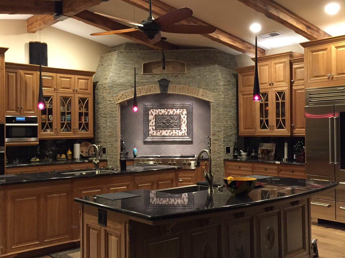 Grey Fox Kitchen Designed by Casci Designworks