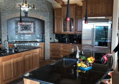 Custom Kitchen Design by Casci Designworks