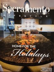 Sacramento Home for the Holidays
