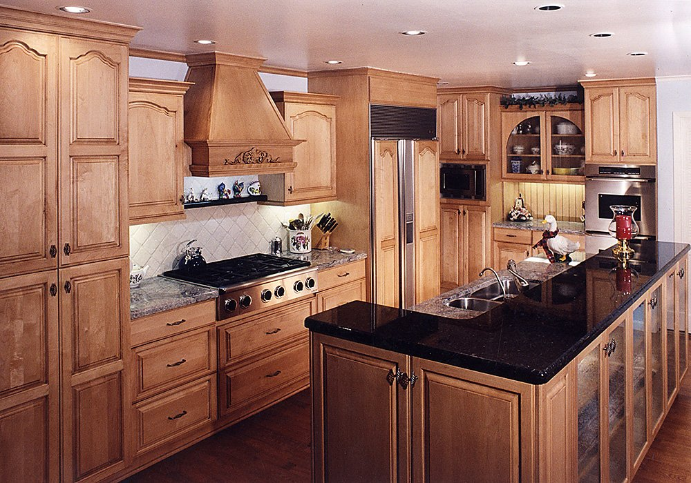 Mosher Fine Finish Kitchen