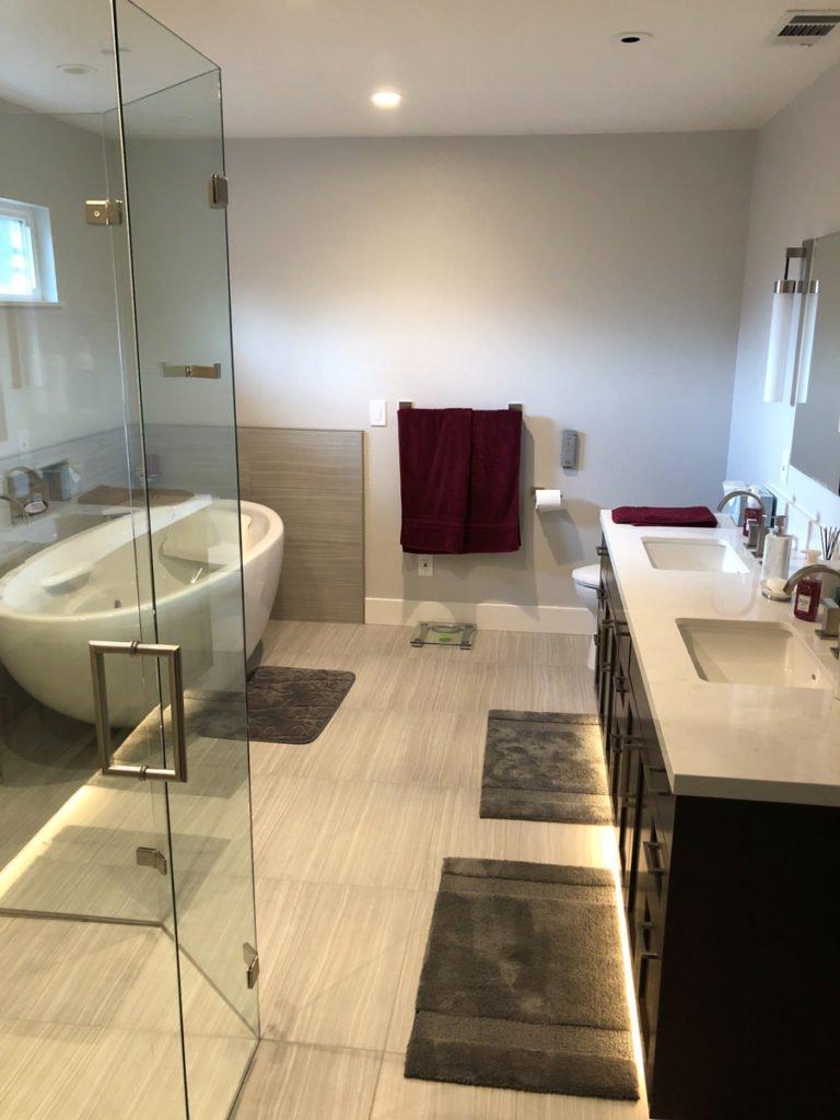 Uchida Remodel Bathroom Design by Casci DesignWorks