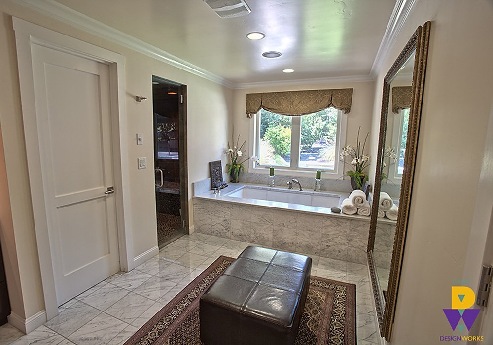 Bathroom Redesign in Sacramento