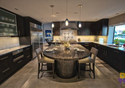 contemporary kitchen Desgin by Casci DesignWorks in Sacramento