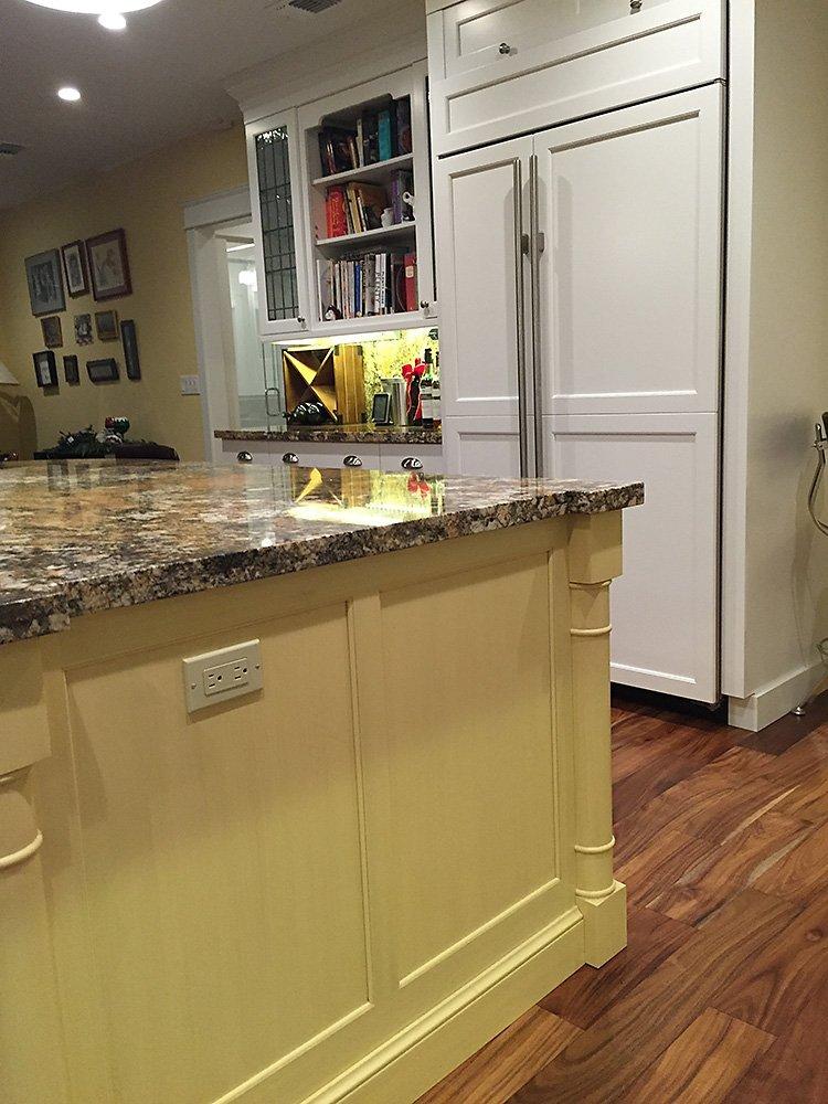 Jola Kitchen After Remodel Side View