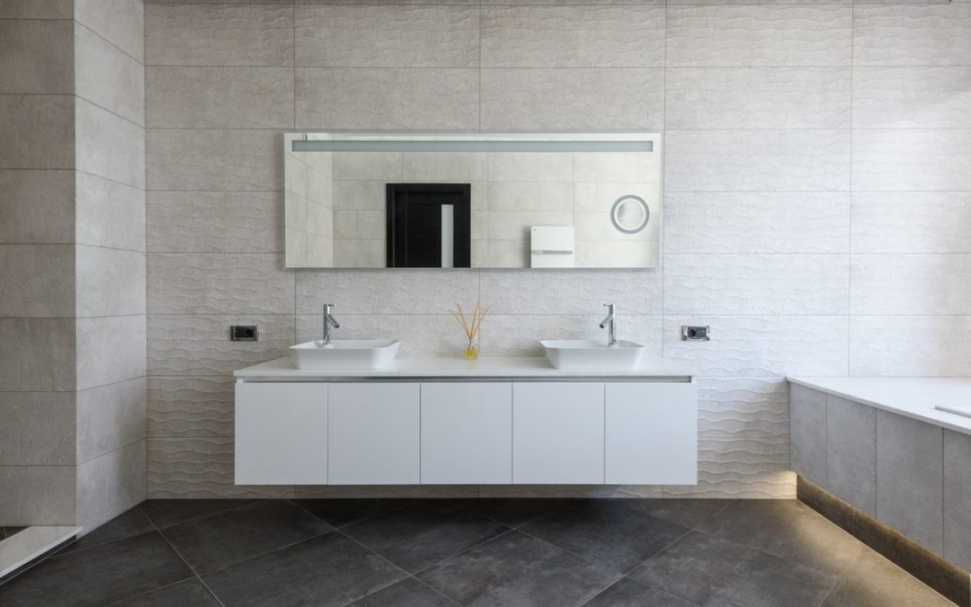 Professional Tips for Designing Small Bathrooms