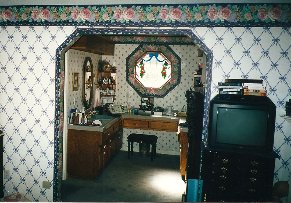 Rinearson Interior before remodel